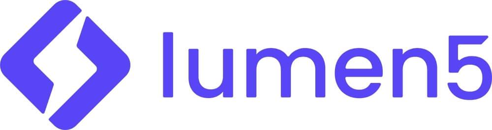 Logo editor de vídeo Lumen5